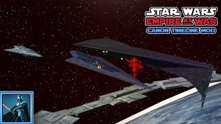 Unser erster DOMINATOR! - Lets Play Star Wars Empire at War