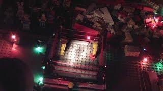 Lego WWE Raw: Brock Lesnar vs Daniel Bryan