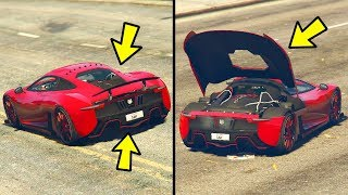 7 THINGS WRONG WITH THE NEW XA-21 SUPER CAR IN GTA 5 ONLINE! (GTA V)