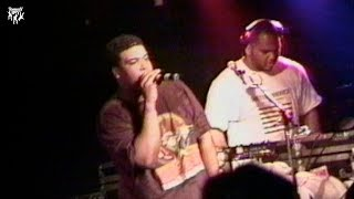 De La Soul - The Bizness feat. Common and Yasiin Bey aka Mos Def (Live at Tramps NYC 1996)
