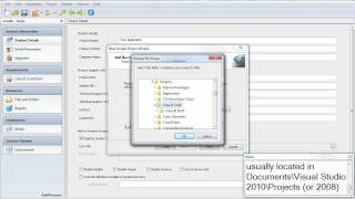 How to Make an Installer for You Application with Advanced Installer