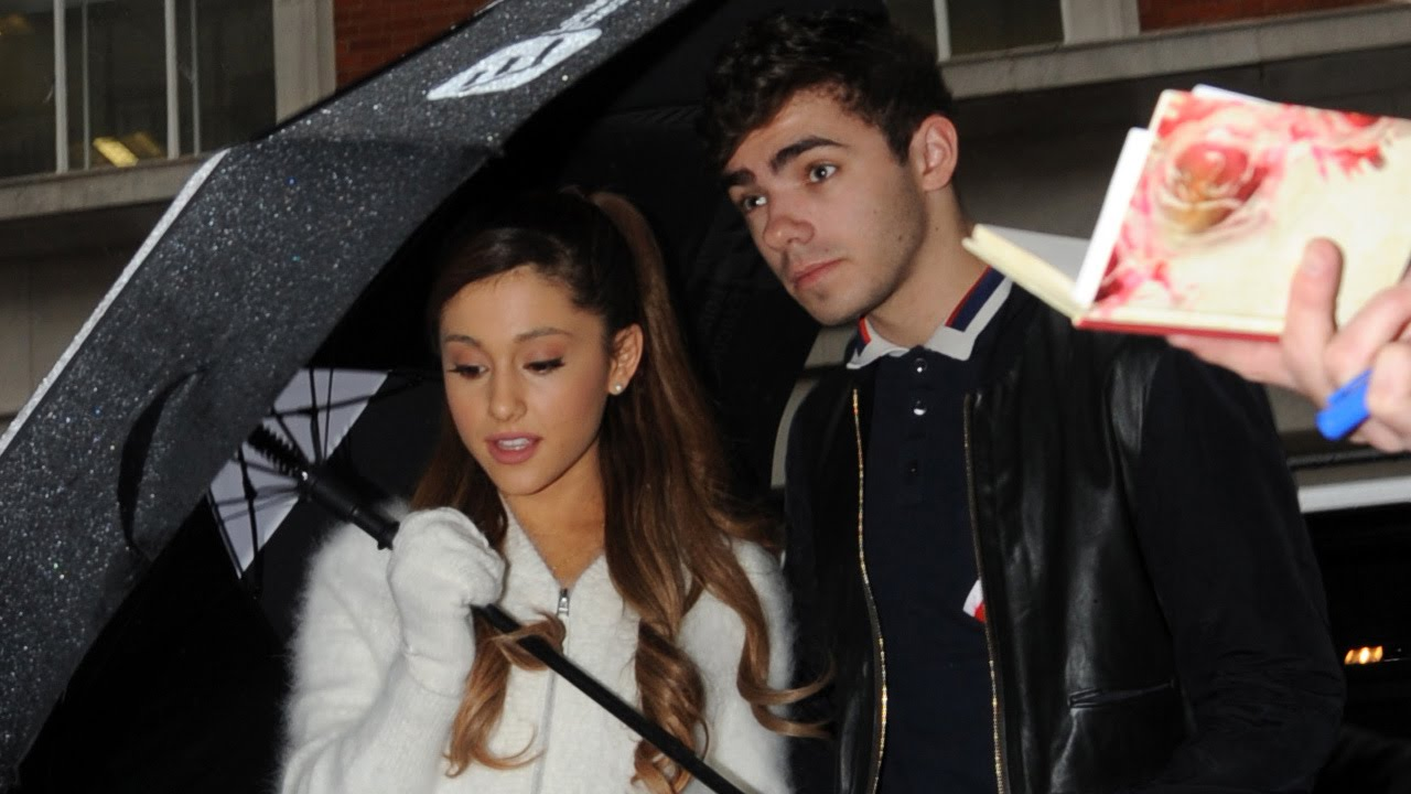 ariana grande talks about dating nathan sykes The janoskians release '1d fanboy mockumentary' episode 1 ariana grande defends herself against jai brooks' cheating claims ariana grande drops hints about nathan sykes dating rumours.