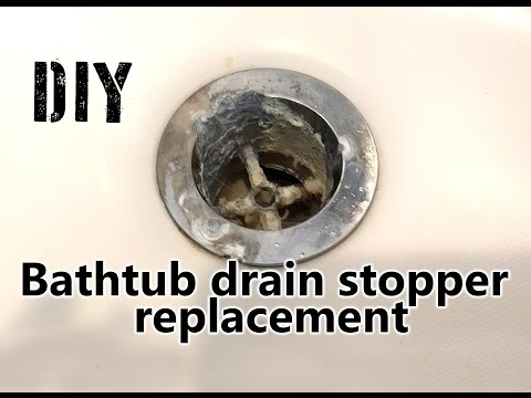 diy-how-to-replace-bathtub-drain-stopper---tutorial