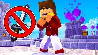 Minecraft: SEM ESPADA! Desafios Skywars #01  LUGIN  