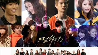[MP3 DL] Dream High 2- On Rainy Day,In The Rain,Love Rain (EDEN and HershE) Clean Version