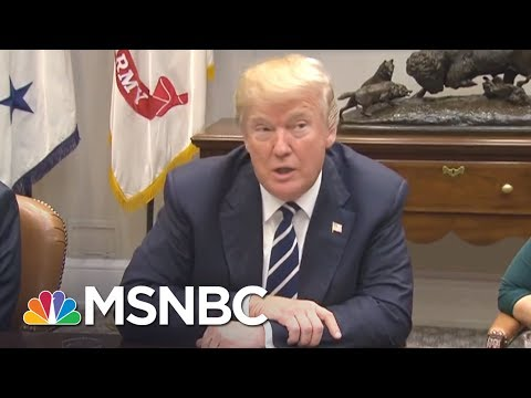 Roland Martin: Donald Trump Says He Doesn't Want Immigrants, But Hires Them A-A-Lago | MSNBC