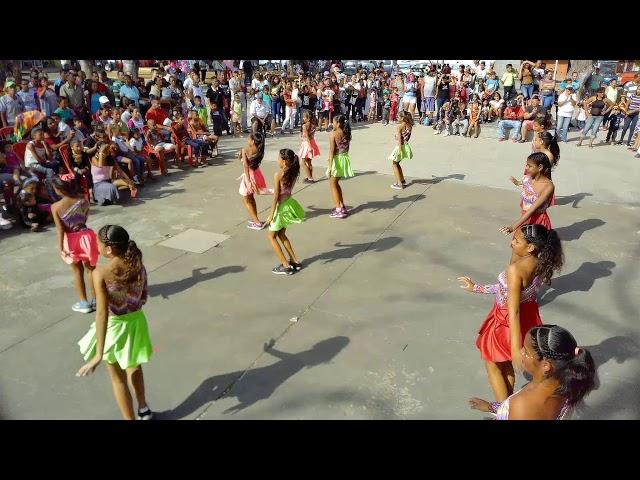 Música contagiosa de soca y calipso en el Carnaval de Carúpano 2020