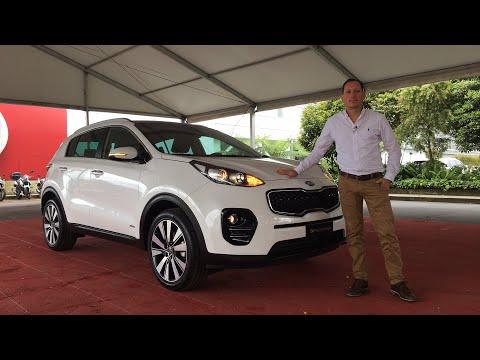 Kia Sportage 2019 Recargada Presentacion Lanzamiento En Colombia