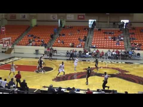 12-3-16 Weatherford College vs Howard Texas College Men's Basketball Game