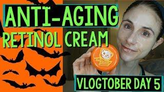 Elizavecca Milky Piggy EGF Elastic Retinol Cream Review| Dr Dray 🎃🐷🎃🐷