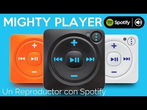 El reproductor de música del futuro con Spotify integrado