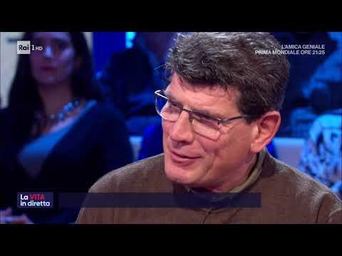 Caso Vannini, 'Giustizia per nostro figlio' - La vita in diretta 17/02/2020