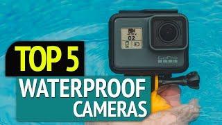 TOP 5: Best Waterproof Cameras 2019