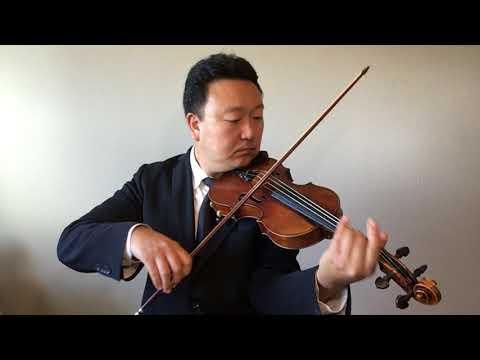 A Whole New World Disney  William Yun Violin