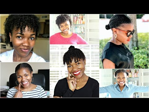 Hairstyles For Fine Natural Hair - Hairstyles For Women With Fine Low Porosity Hair - Holiday Style