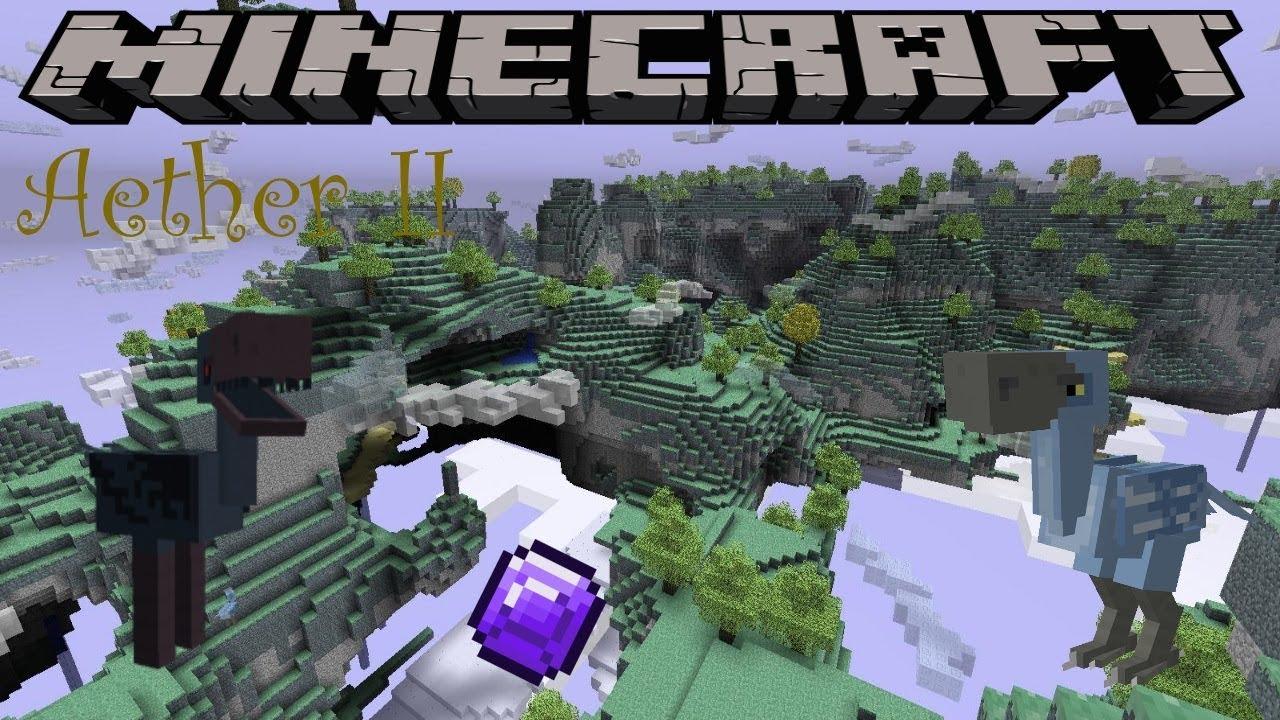 Aether Legacy   Minecraft server