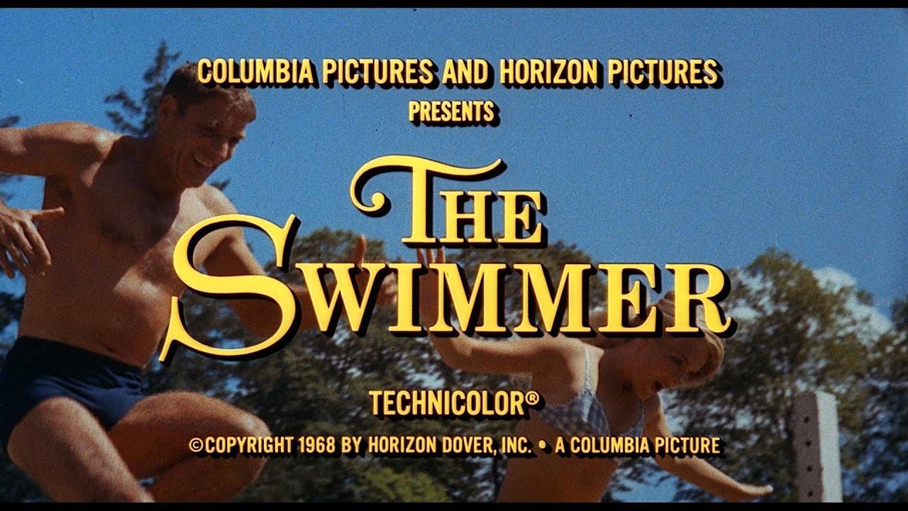 The Swimmer 1968 Trailer Youtube