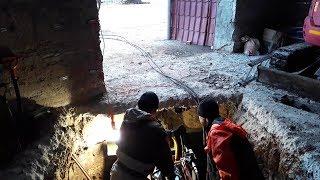 ГНБ прокол под канализацию д160мм 30м