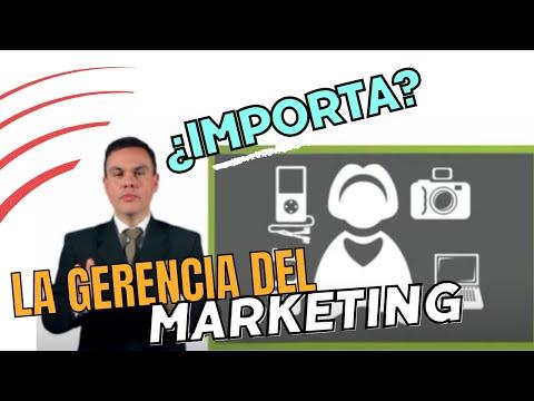 Gerencia de Marketing - Administración de Empresas de YouTube · Alta definición · Duración:  5 minutos 27 segundos  · Más de 13.000 vistas · cargado el 05.02.2014 · cargado por Wantubi