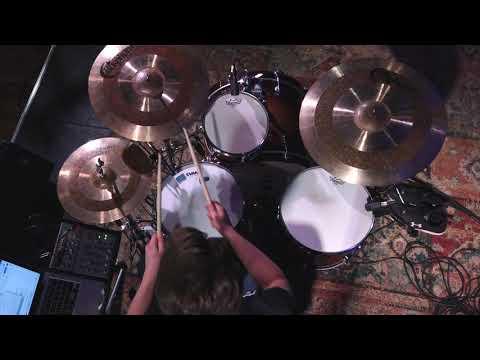 Drum Playthrough // 'Follyrhythm' (Max DeVincenzo Drum Clinic)