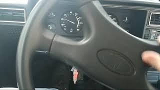 Почему выворачивается руль при торможении? Ваз 2107