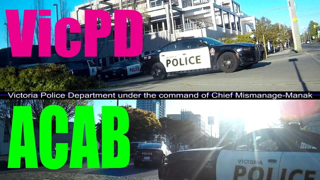 English #Police Video Tweets – On top of #bcpoli/OPCC/#yyj funds; VicPD admit wasting an alarming number of #po…
