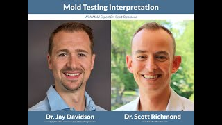 ERMI Mold testing interpretation with Dr. Scott Richmond