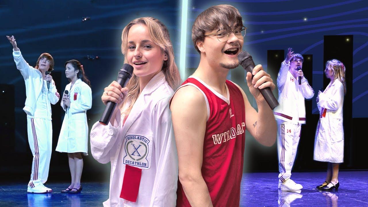 On refait High School Musical dans le plus grand théâtre de Paris