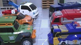 또봇 헬로카봇 미니특공대 파워레인저 엔진포스 로봇 장난감 변신 Tobot Hello Carbot Miniforce Power Rangers RPM Toys
