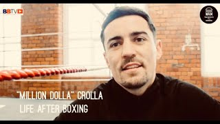 ANTHONY CROLLA: LIFE AFTER BOXING - TRAINING THREE PRO'S - WILDER FURY 2 PREDICTION