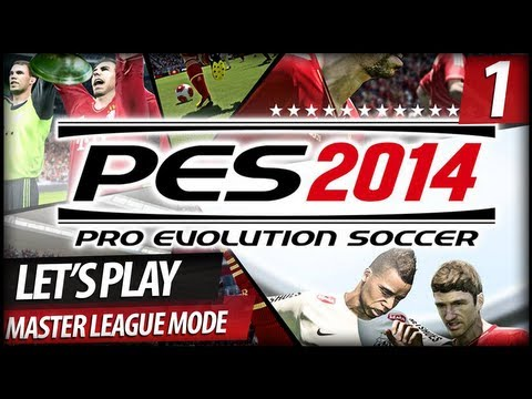 PES 2014 Master League Let's Play - Same Old Shit (Commentary)