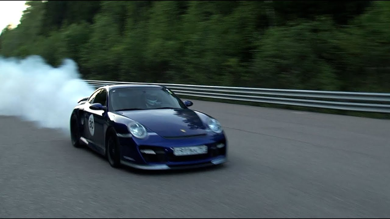 porsche 911 turbo 1500 hp accident - 911 Porsche Turbo
