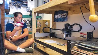 HOW TO MAKE A WORKBENCH FROM SCRATCH!