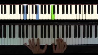 Moon River, Henry Mancini, piano