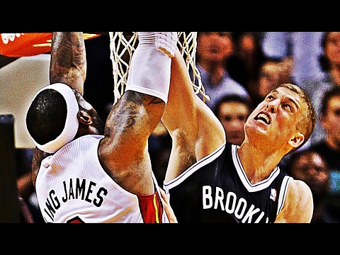 Thumbnail: NBA Game Winning Blocks
