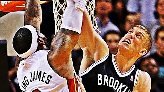 NBA Game Winning Blocks