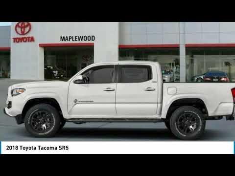 2018 Toyota Tacoma SR5 Maplewood, St Paul, Minneapolis, Brooklyn Park, MN J12966