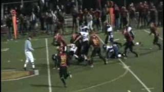 Mountain Empire Football Cody McGuffie #81 Senior 2009 Highlights