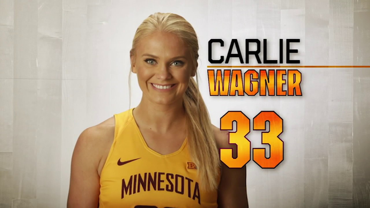 Carlie Wagner: 2016-17 Gopher Women's Basketball - YouTube
