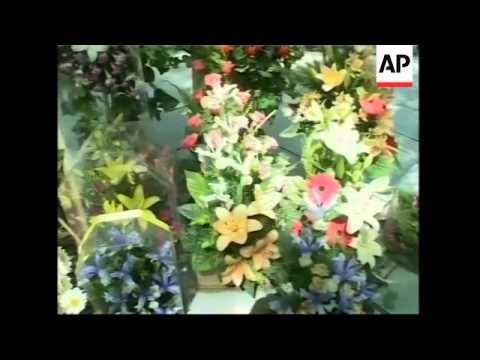 Flower industry in Iran