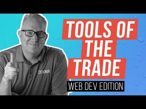 Tools Of A Web Developer