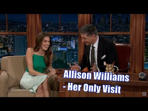 Allison Williams  Her Fathers Opinions On Her Work  Her Only Appearance 720p