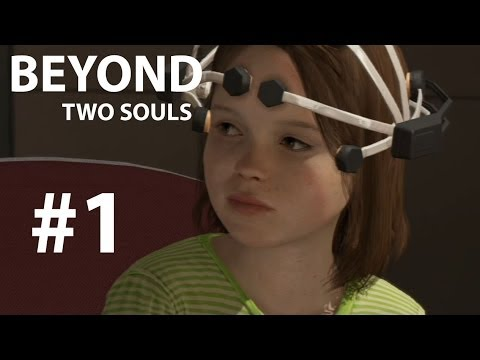 """Beyond: Two Souls"" - MISTERIO! Parte 1 