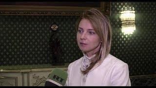 Визит в Сирию: Наталья Поклонская о лечении сирийских детей