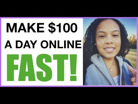 HOW TO MAKE MONEY ONLINE FAST 2019 - 1 RIGHT WAY TO  REALLY MAKE MONEY ONLINE (2019)