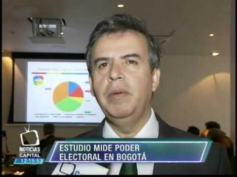"""Vernot y Raisbeck cuestionan metodología de lo que ellos llaman la """"encuestocracia"""" de Bogotá"""