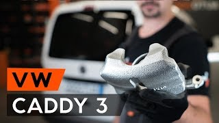Skift Bremsecaliper VW CADDY III Estate (2KB, 2KJ, 2CB, 2CJ) - videovejledning