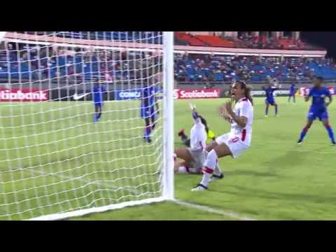 Haiti u17 vs Canada u17 highlights