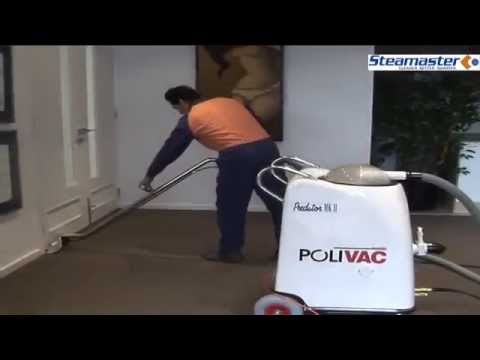 Steamaster.com.au - Polivac Carpet Cleaning Machines