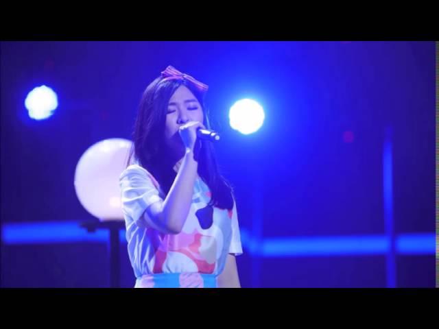 中國好聲音 第四季 - 第十二期 2015-09-27 關詩敏 - 晴天 無雜音版